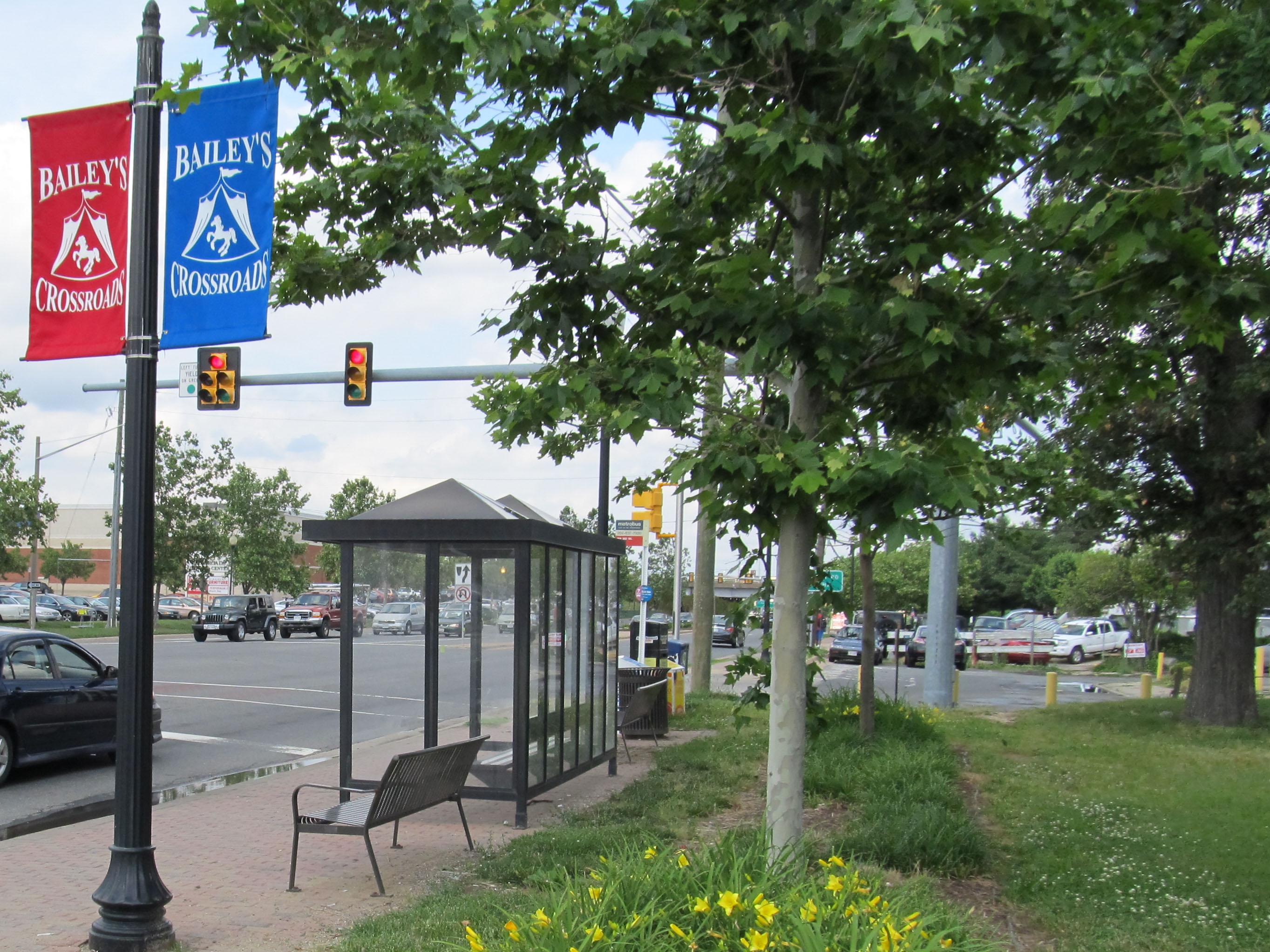 Columbia Pike Streetscape