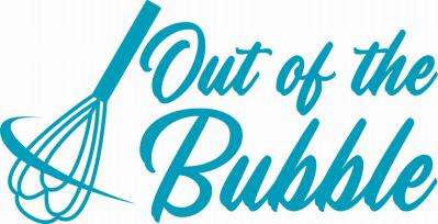Out of the Bubble Bakery Logo