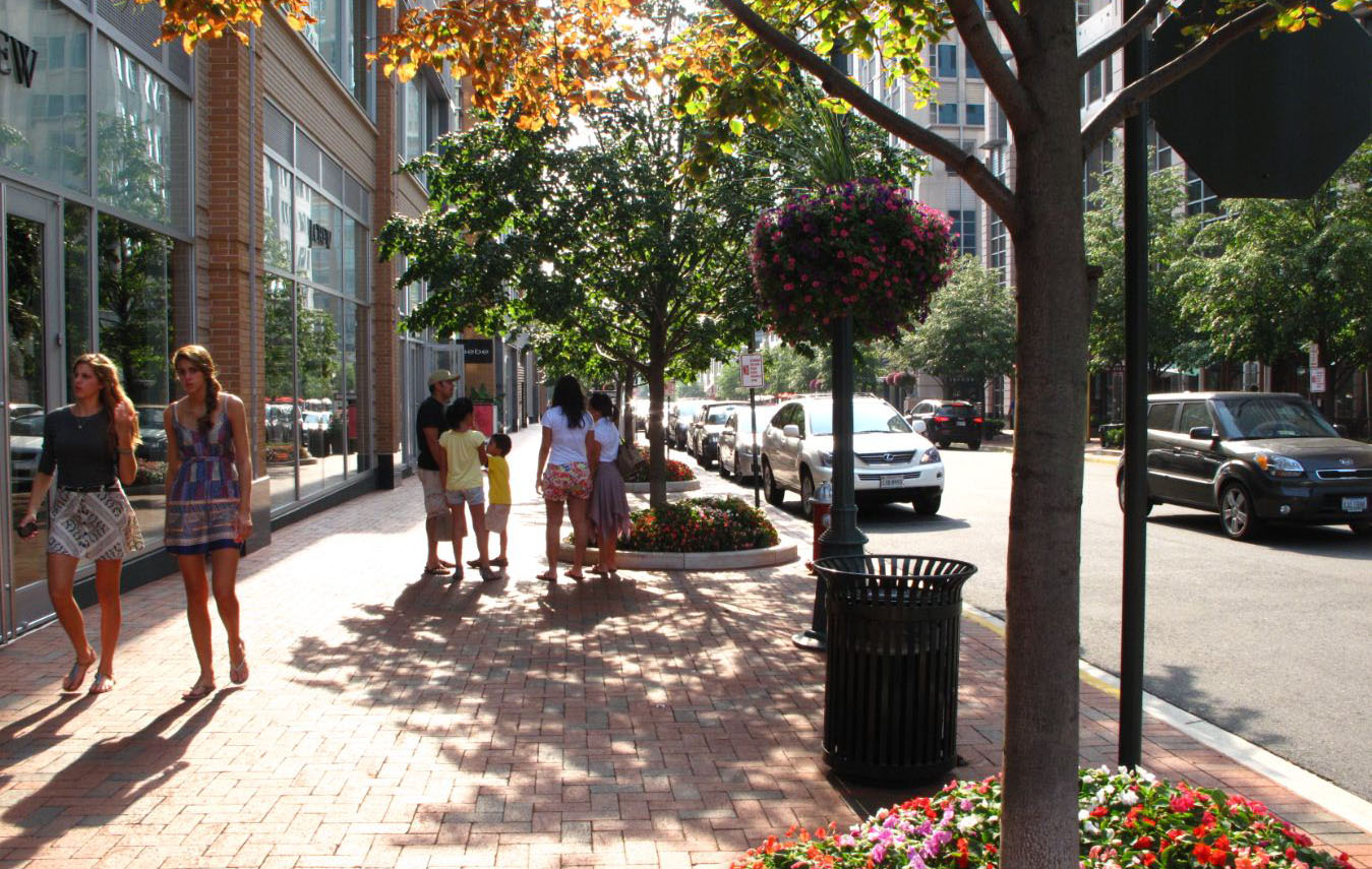 Reston Streetscape