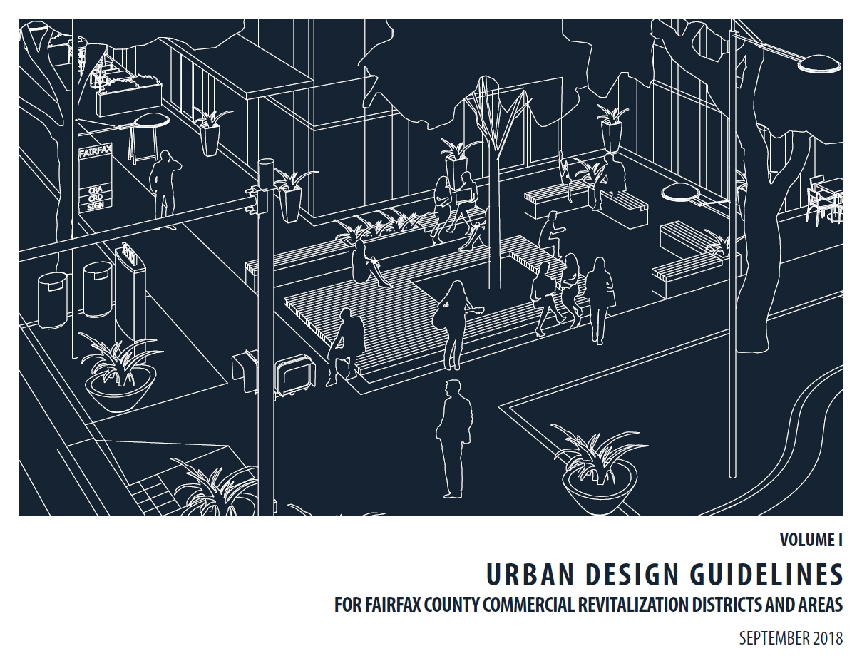 Urban Design Guidelines for CRDs and CRAs Cover